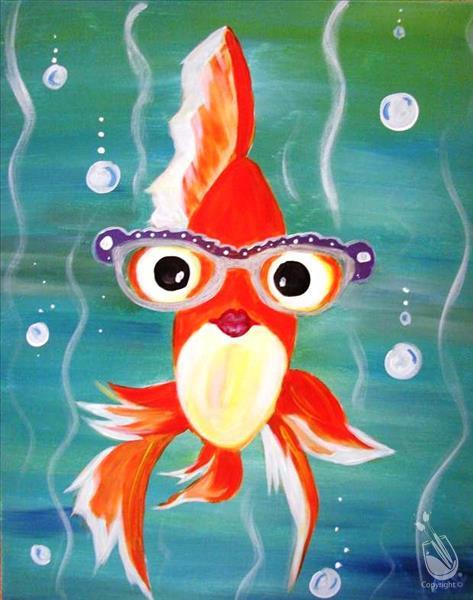 FAMILY FUN DAY - Silly Gold Fishy