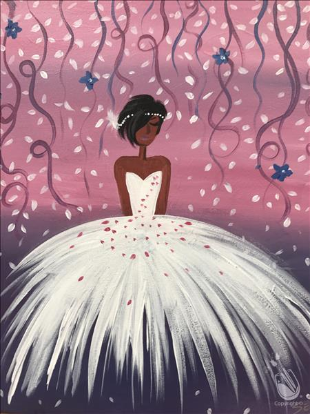 Customize Your Ballerina Princess (All Ages!)