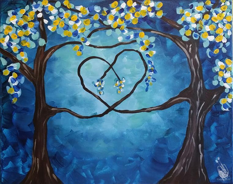 LOVE TREES ~ In-studio/limited seating