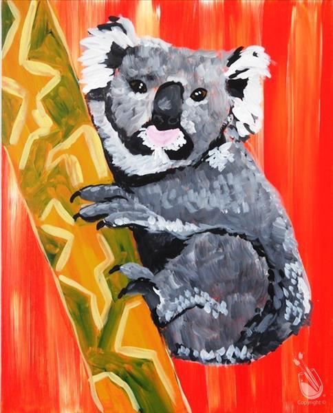 How to Paint Painting with a Purpose: Help for Koala