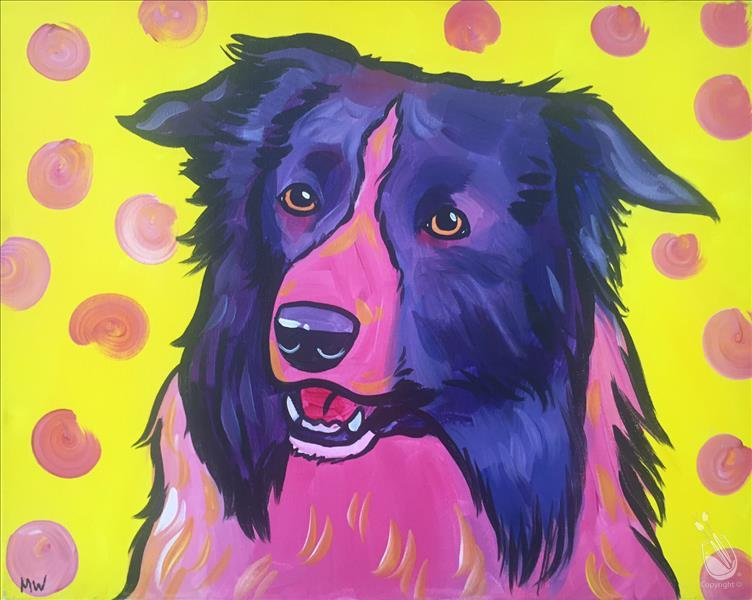 KIDS ONLY: Paint Your Pet (AGES 8-13)