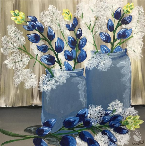 *Virtual Event* Country Bluebonnets