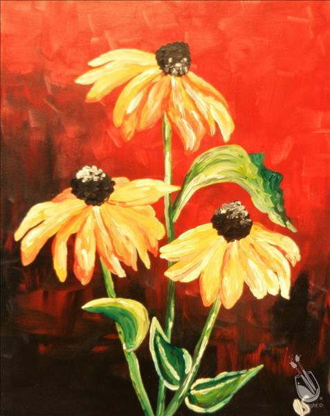 Black Eyed Susans ..Limited Seating