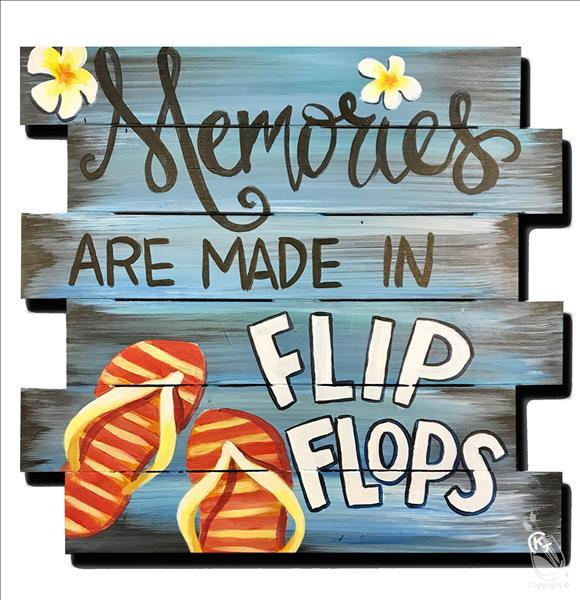 Customize: Flip Flop Memories