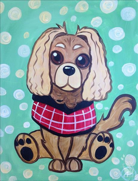 *All Ages* Kids Paint Your Pet