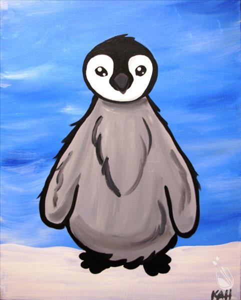 In Studio - Baby Penguin (7+)
