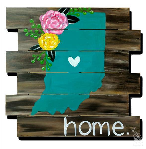 Rustic Indiana Love