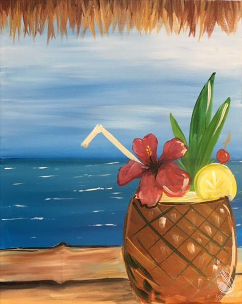 Virtual LIVE Friday Night-  I Like Pina Coladas