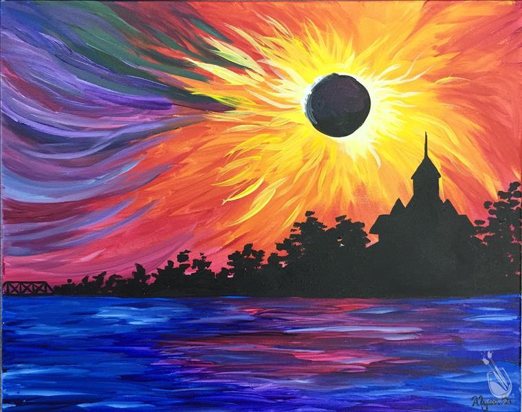 ECLIPSE OVER THE KEYS**Public Event**