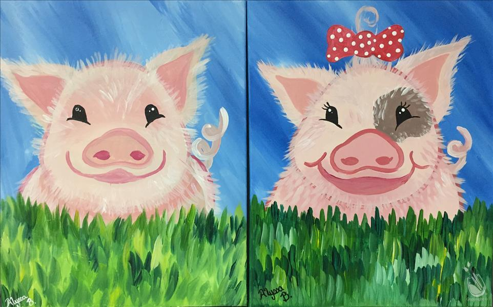 Little Piggies - Set (All Ages)