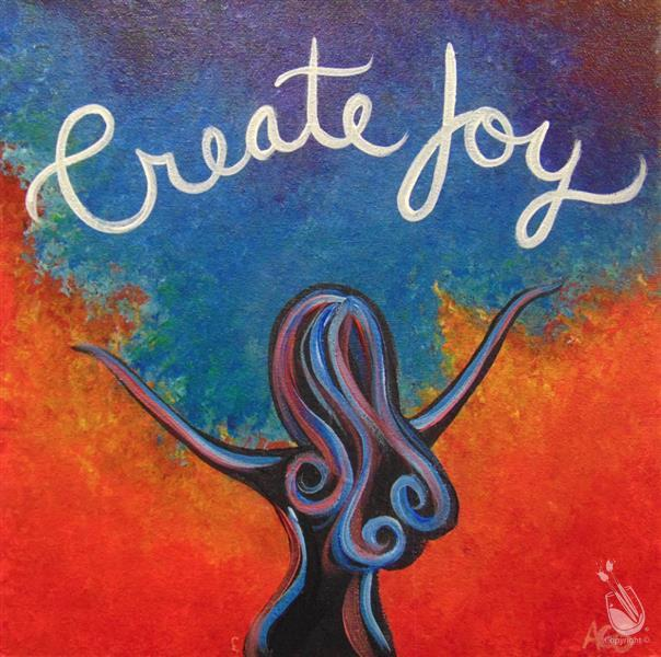 *LIMITED SEATING* Fun and Free Series - Create Joy