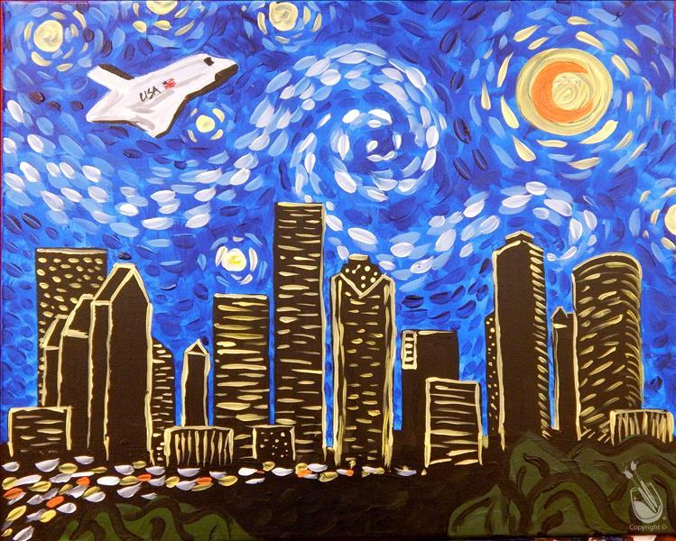 Starry Night Houston