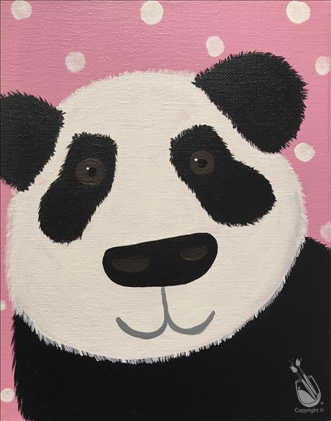 How to Paint cxl Panda **LIMITED SEATING**