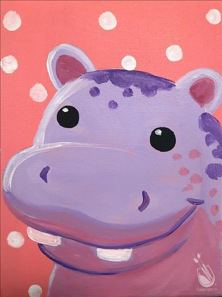 Kid's Camp Day 3 - Hippo