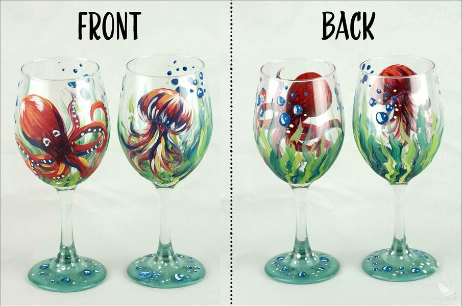 Under the Sea - Glassware Set
