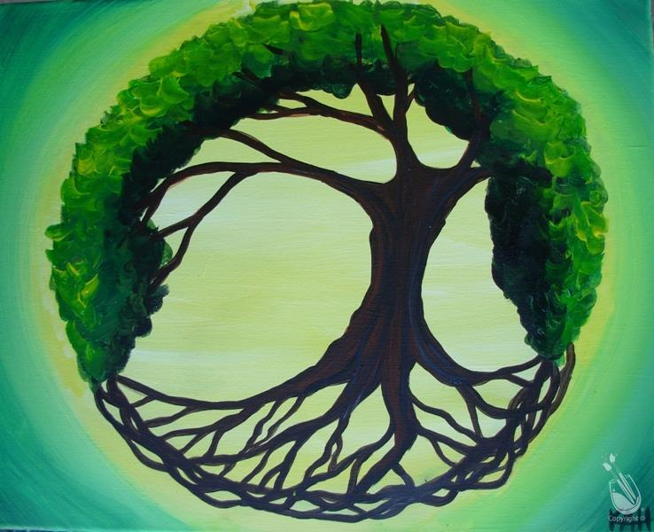 Tree of Life-Military Monday $5 off class