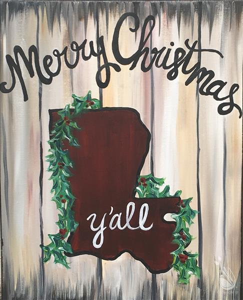 Rayville Family Clinic Friday December 14 2018 Painting With A
