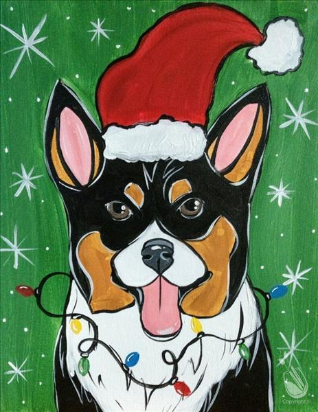 How to Paint Paint Your Pet & Pop Art Holiday Pet Options!