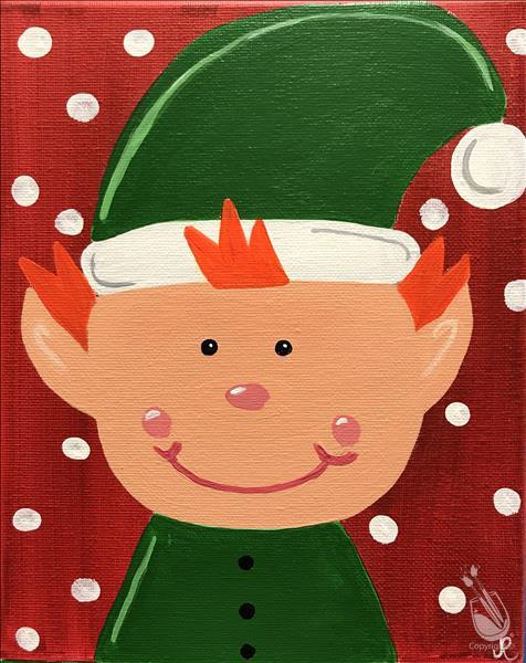 In Studio - Holiday Elf (7+)