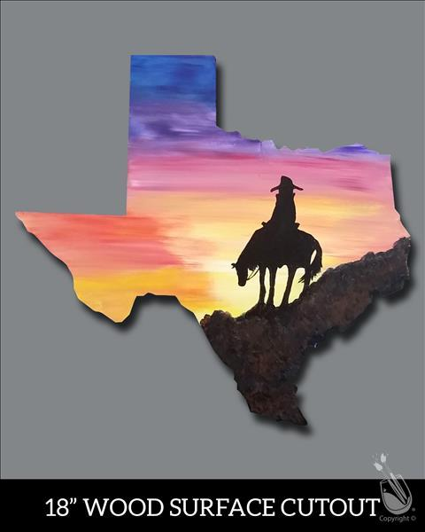 *IN-STUDIO* The Drifter Texas Cutout