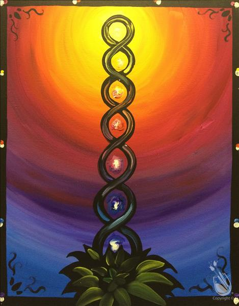Chakra Rainbow **LIMITED SEATING**