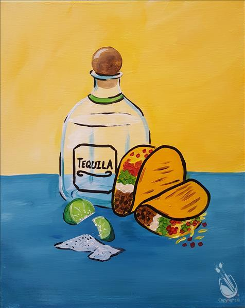 Wine Wednesday! Tacos and Tequila