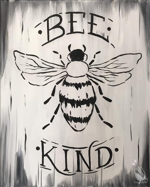 Bee Kind - In Studio Class!