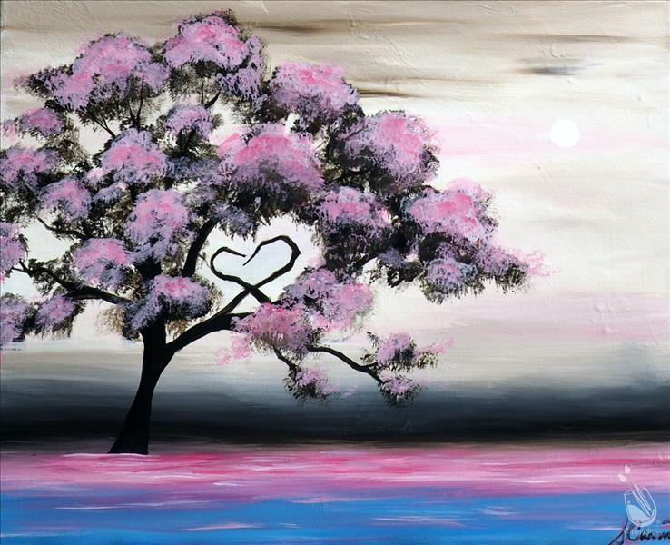 Pink Love Tree (or the color you want)