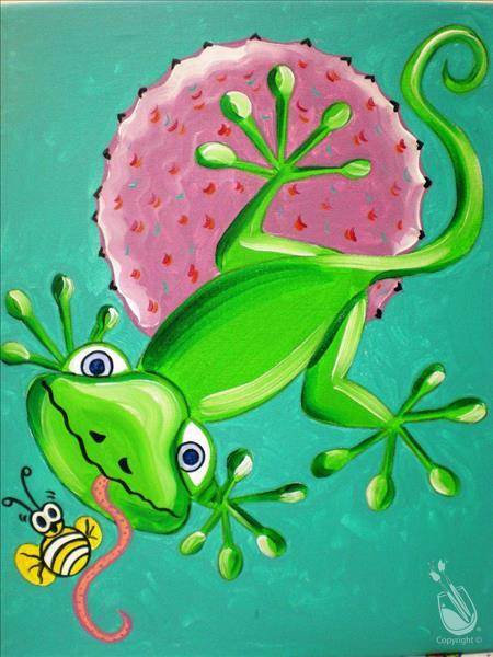 KIDS CAMP: Magical Gecko(Ages 7+)