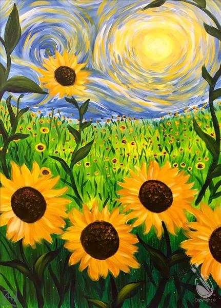 $10 OFF: Hello Sunshine  {2ftx3ft Canvas