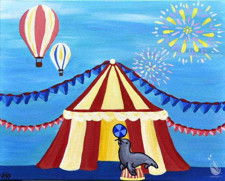 Under the Big Top Day Camp