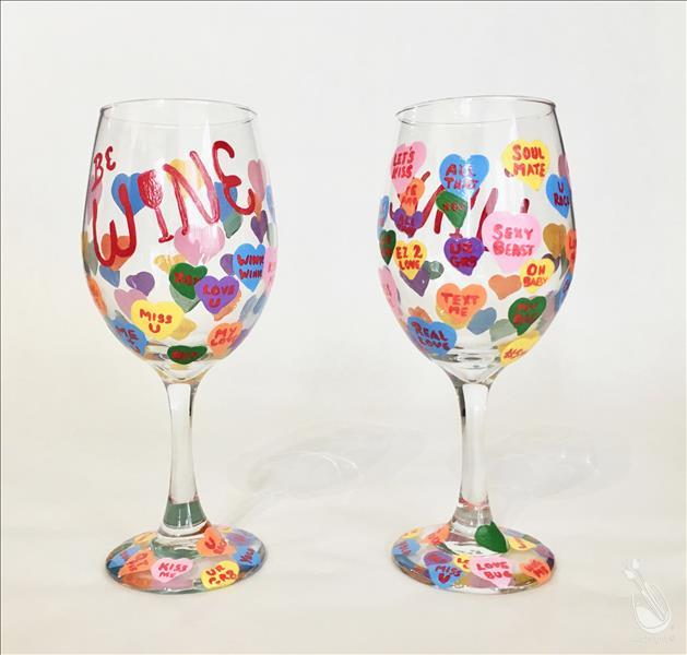 Be Wine - Glassware Set