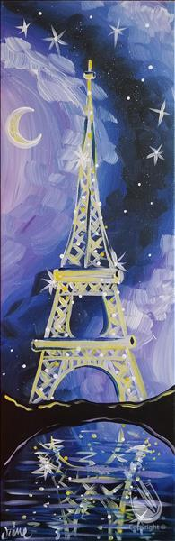 Enchanting Eiffel **LIMITED SEATING**