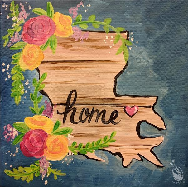 """LA Home"" Double Paint Points!"