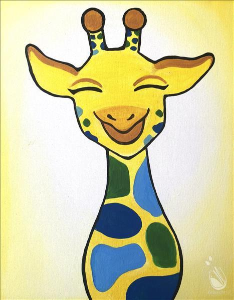 Good Mood Giraffe***Ages 7 & Up