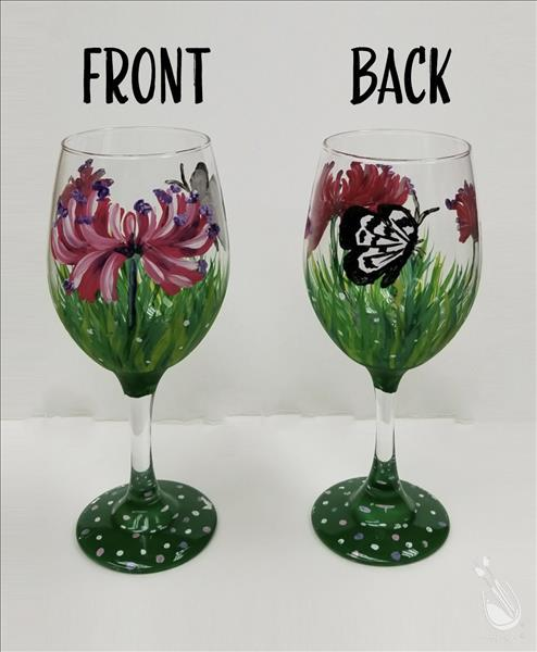 Butterfly Dreams - Glassware Set