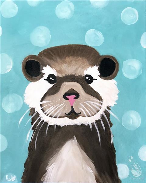 Animal Series Otter