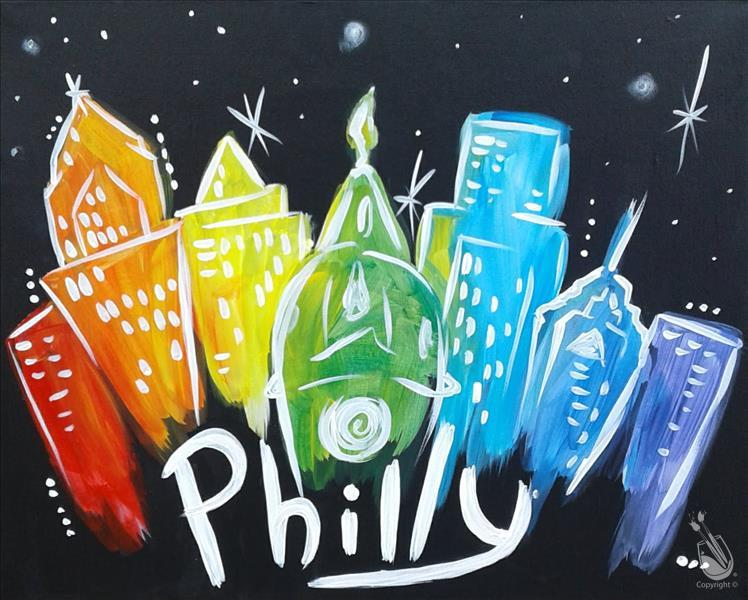 Philly in Living Color