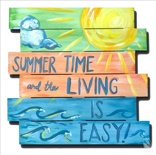 Summertime Livin' Pallet * Ages 14+ Welcomed :)