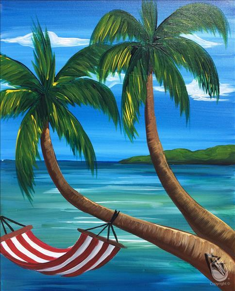 How to Paint Perfect Paradise - Benefits Widows of Opportunity
