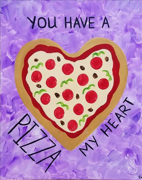 Pizza My Heart-ages 7+