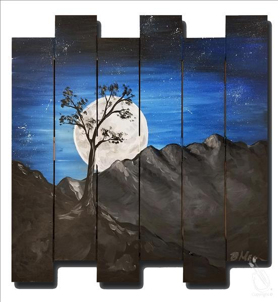 Moon Mountains Pallet