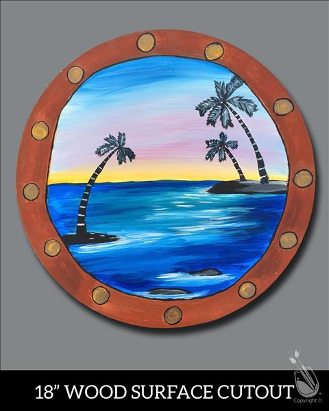 My Porthole View Cutout 1
