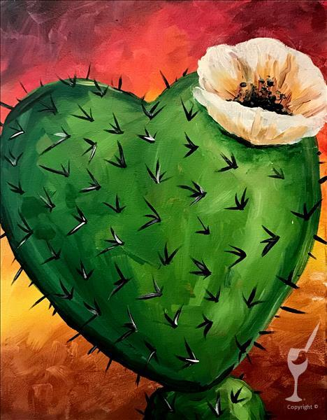 Heart of Cactus (Ages 15+)