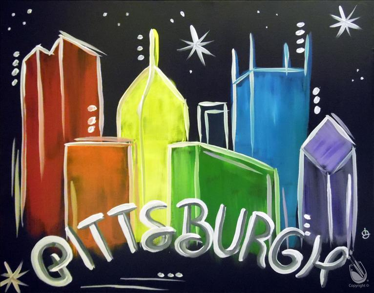 EVENT Painting Bowling At The Enix Brewing Co Sunday November - The pittsburgh painting co