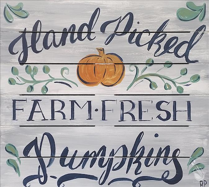 Farm Fresh Pumpkins ALL AGES