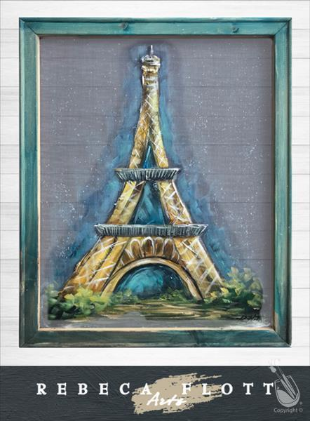 DAY CLASS! SCREEN ART - Paris **LIMITED SEATING**