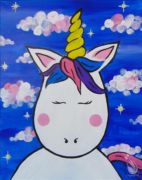 KIDS CAMP: Twinkle Unicorn (Ages 7+)