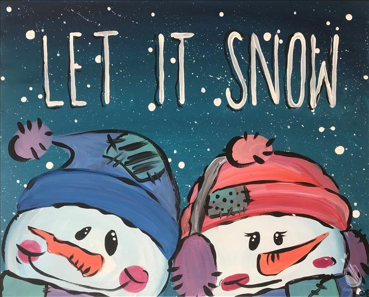 Patchwork Snow Buddies