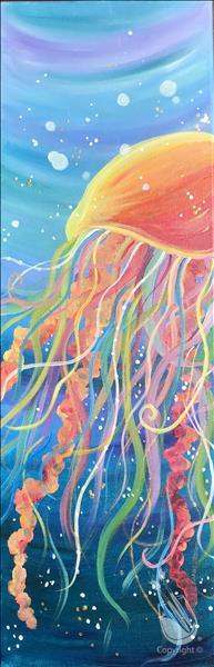 *IN STUDIO* Vivid Sea Life Jellyfish
